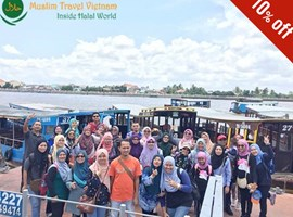 Hot Deals: Tour Muslim Saigon - Cu Chi - Mekong 4H3M