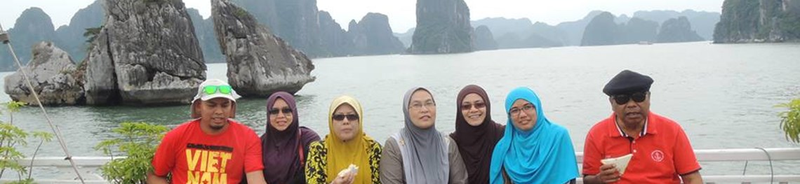 Muslim Halong Bay Cruise 1 Day
